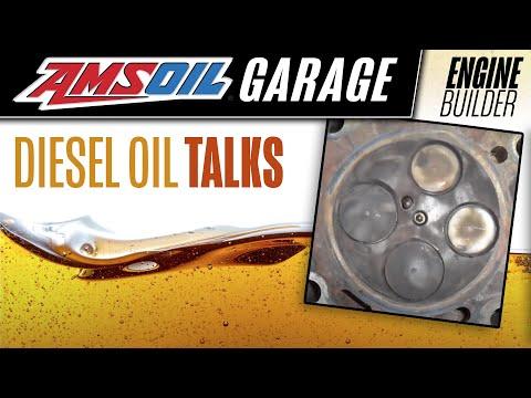 8 Things Your Diesel Oil is Telling You