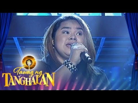 Tawag Ng Tanghalan: Lowella Mae Yañez | That's What Friends Are For