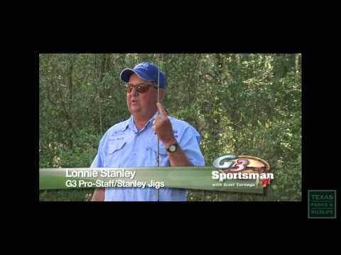 Lonnie Stanley: 2012 Texas Freshwater Fishing Hall Of Fame - Texas Parks And Wildlife [Official]