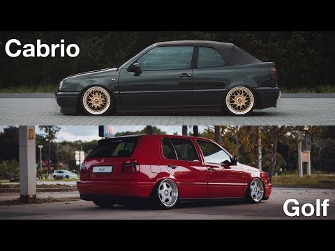 Mk3 Cabrio or MK3 Golf?