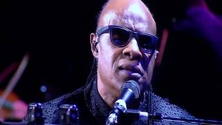 "Stevie Wonder ""Joy Inside my Tears"" live 2015"