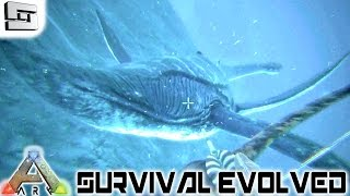 ARK: Survival Evolved - UPDATE! ICHTHYOSAURUS! PLESIOSAURUS! E22 ( Gameplay )