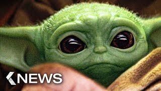 Baby Yoda, Star Wars Leak, Godzilla vs Kong, GTA Movie... KinoCheck News