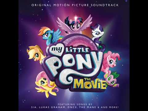 08 Thank You For Being A Friend - My Little Pony: The Movie (Original Motion Picture Soundtrack)