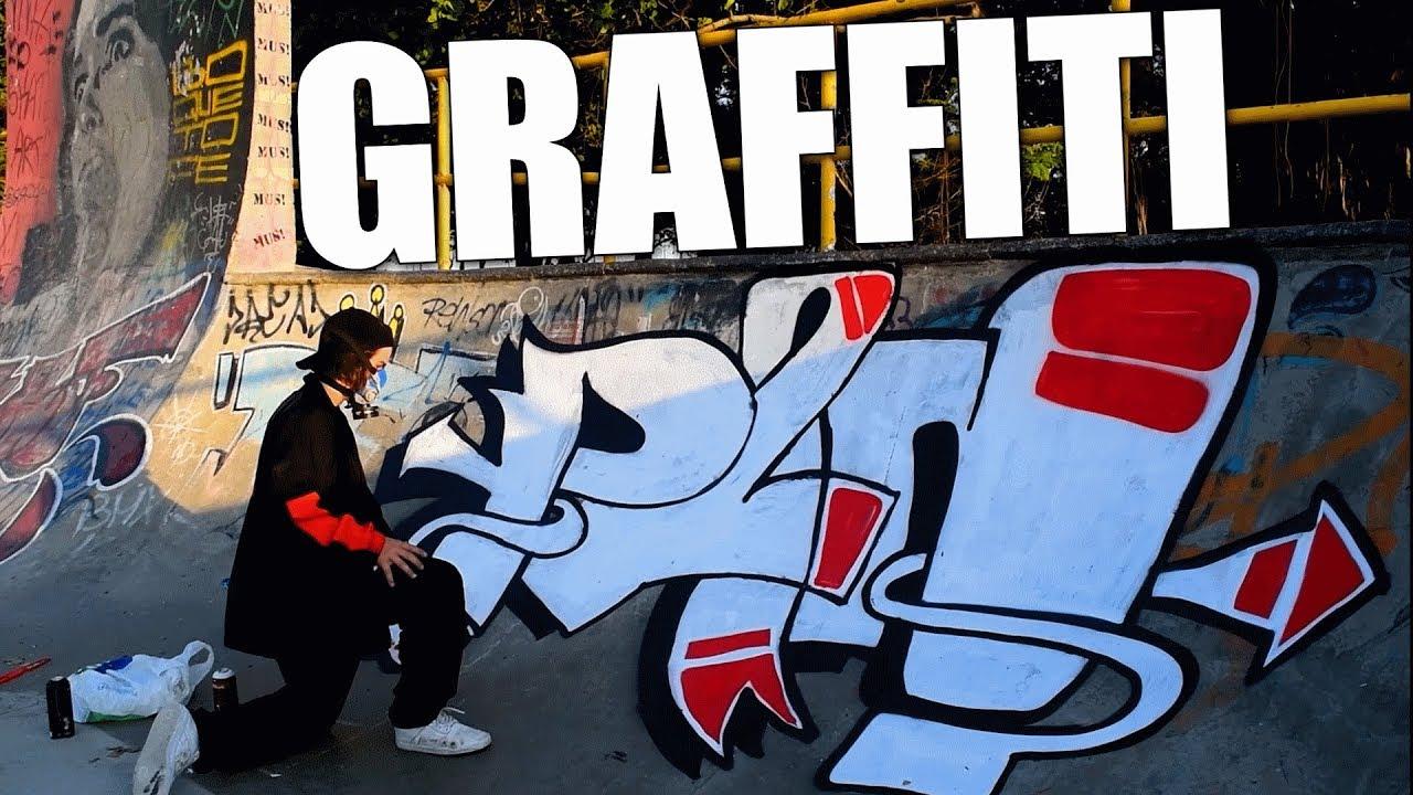 Graffiti na pista de skate 3 youtube graffiti na pista de skate 3 altavistaventures Choice Image