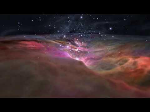 Путешествие в Туманность Ориона HD. Место, где рождаются звезды. NASA