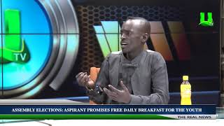 Akrobeto Interviews Hon Aponkye On Real News S2 E44
