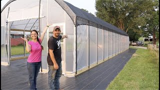 """This NEW GREENHOUSE has """"NEW BUSINESS"""" written ALL over it!"""