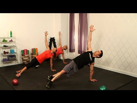 P90X Workout, Full Body Class With Tony Horton, Class FitSugar