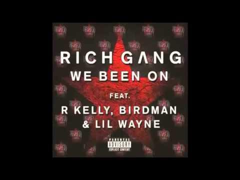 R. Kelly - We Been On (feat. Birdman & Lil Wayne) -