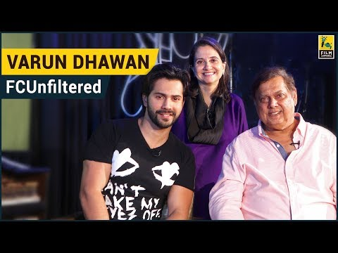 Varun Dhawan & David Dhawan  with Anupama Chopra  Judwaa 2  FC Unfiltered