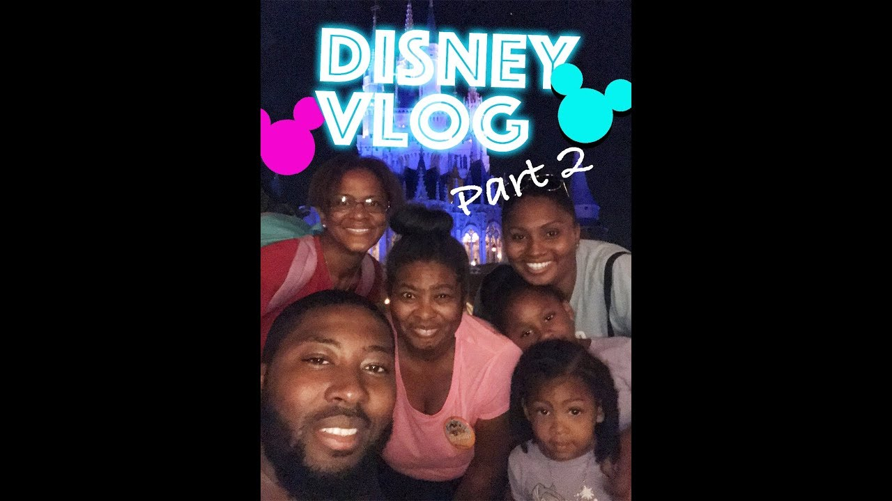 Disney World vlog Part 2 | Day 2| Trip to Disney | Travel with kids