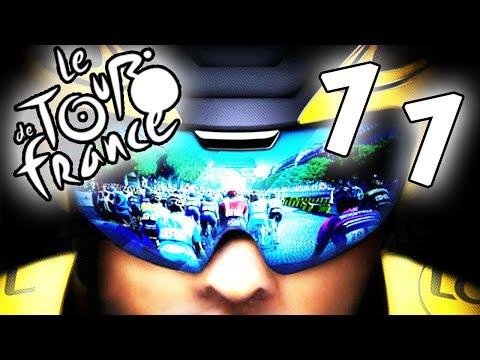 TOUR DE FRANCE 2017 PS4 - Gameplay ITA Stage 11 - Eymet/ Pau - PROVACI ANCORA LUTS!