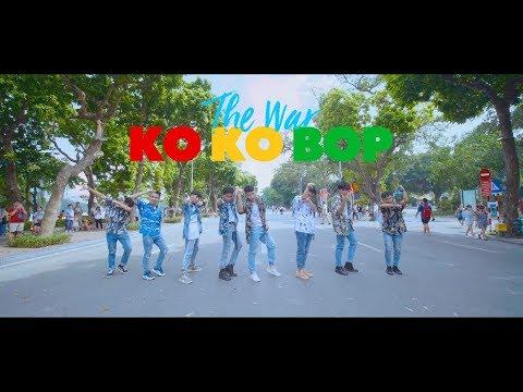 [KPOP IN PUBLIC] EXO(엑소) - Ko Ko Bop || Dance Cover by HUDENCrew From Vietnam