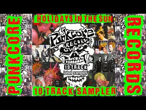 Punkcore Records - Holidays In The Sun V.A. (10 track sampler)