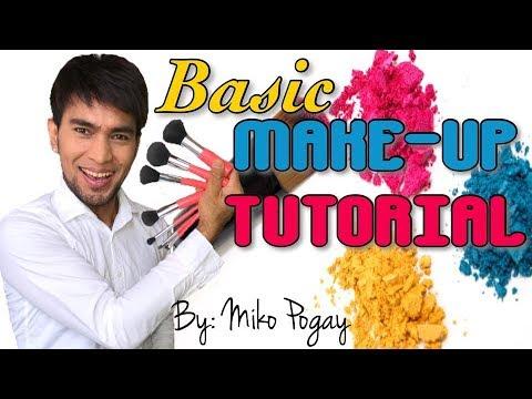 Basic Make-Up Tutorial