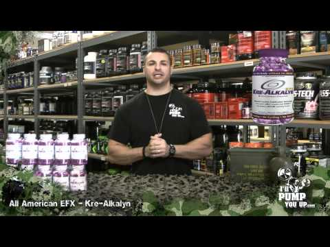 American EFX Kre-Alkalyn Explained