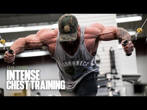 Intense Chest Training with Seth Feroce