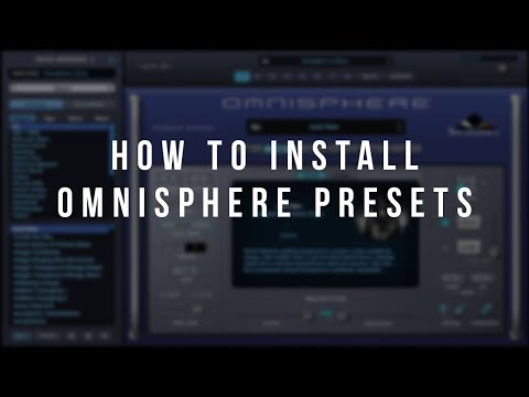 FREE Download | Vengeance - Omnisphere Preset Bank