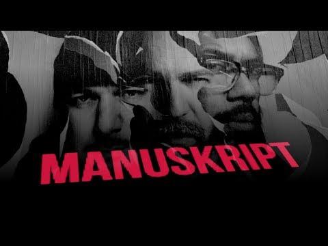 CURSE - MANUSKRIPT ft. SAMY DELUXE & KOOL SAVAS (prod. Hitnapperz) - Offizielles Video