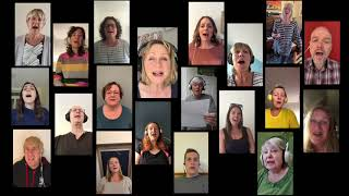 Lean On Me  (Bill Withers) -The Jazz Singing Class