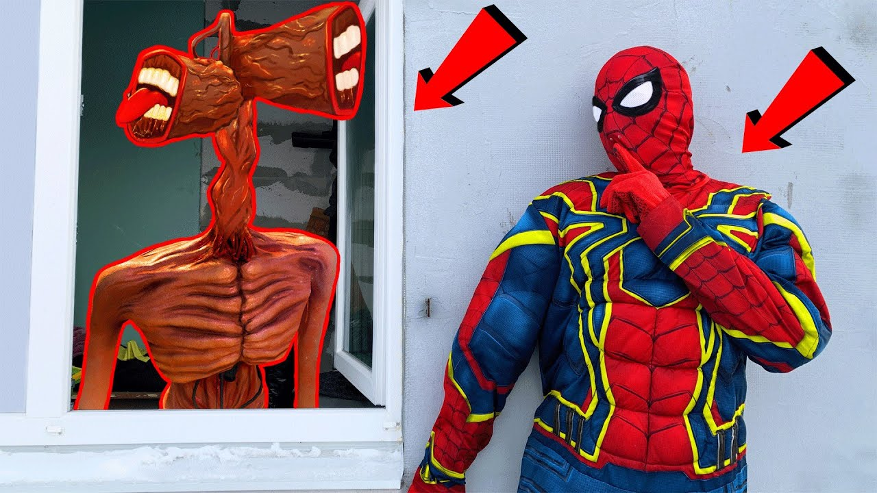 Spider-Man Problems İn Real Life #3