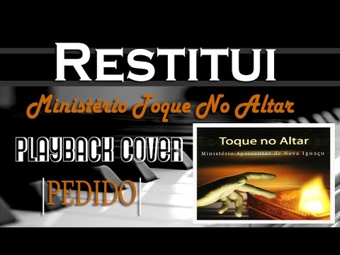 playback restitui toque no altar gratis