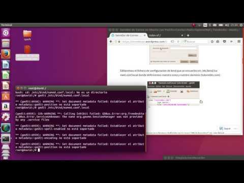 servidor de correo squirrelmail 2017 UNSAAC ubuntu 16.04 y correcion de errores