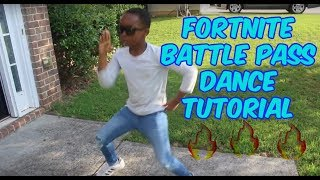 FORTNITE Season 4 Battle Passes | DANCE TUTORIAL