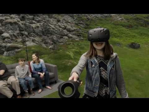1990s Virtual Reality vs Modern VR