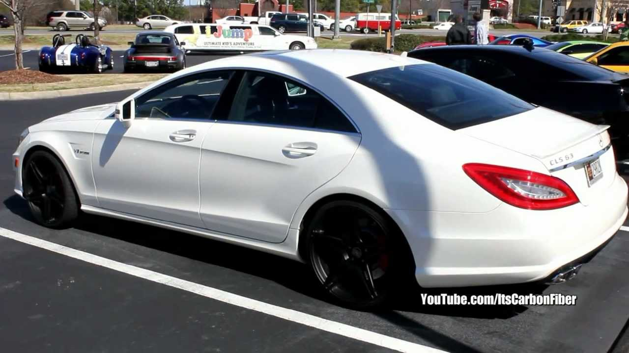Mercedes Benz Cls63 Amg Youtube