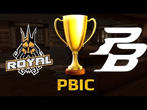 Royal Gaming Club Vs Ensure - Oitavas de Final Seletiva PBIC 2017 - Point Blank