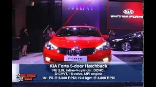 Industry News All new Kia Forte, Isuzu D Max test drive, Mazda 6 and CX 5 launch 2015
