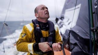 Drama bei Vendée Globe: Segler Escoffier aus Seenot gerettet