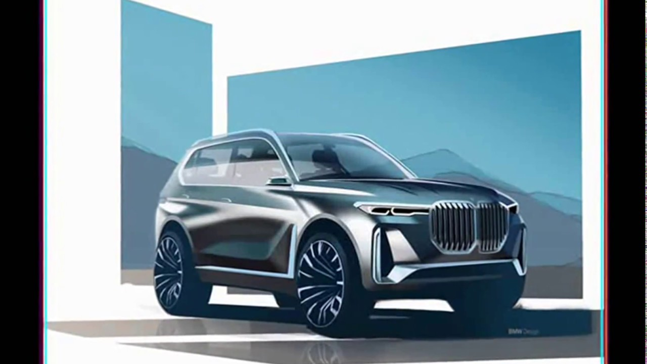 Best Cars Bmw X7 2018 Review And Specs Interior Exterior Youtube