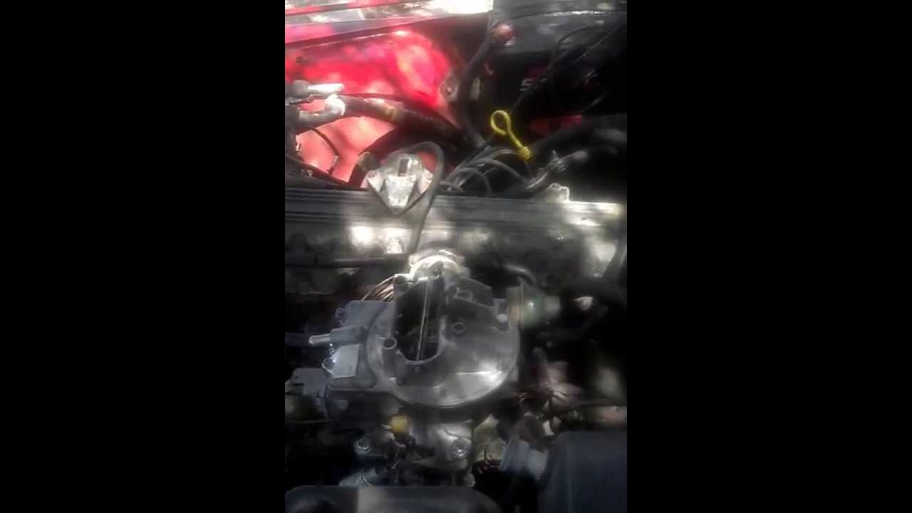 Jeep Yj 42l Start Up Mc2150 Carburetor Youtube Wrangler