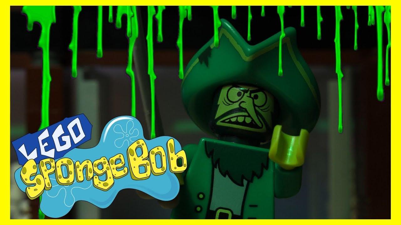 Scaredy Pants -lego spongebob