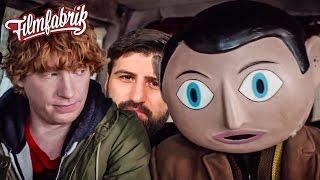 FRANK Kritik (2015) - Michael Fassbender, Domhnall Gleeson, Maggie Gyllenhaal