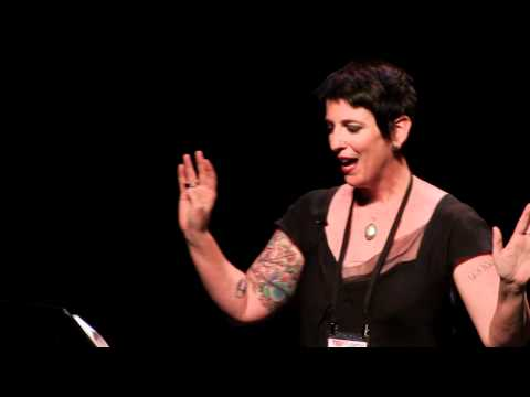 TEDxFullerton - Amy Caterina - A Slice Of Life, A Piece Of Cake