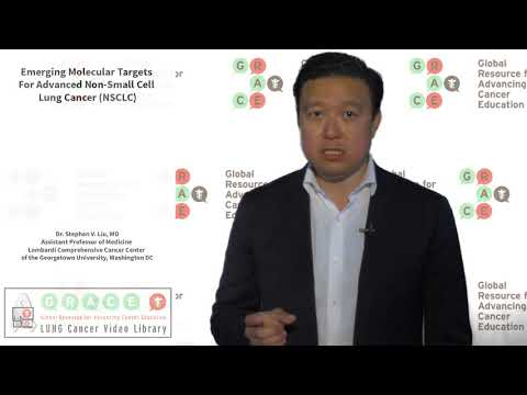 Emerging Molecular Targets For Advanced Non Small Cell Lung Cancer NSCLC