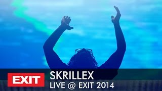 "Skrillex LIVE | ""EXIT is the best European Festival"" (Full HD)"