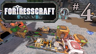 FortressCraft Evolved Gameplay - #4 - Research Laboratory