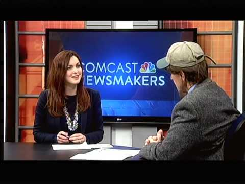 Comcast Newsmakers: Camden Children's Garden