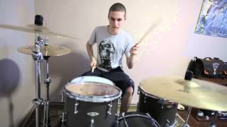 "Damiera ""Immure"" (drum cover)"