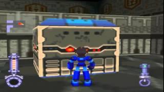 Megaman 64 Gameplay