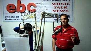 Jo Bhi Kasmein - RAAZ - Dr. Prakash and Abha Taunk at EBC Radio