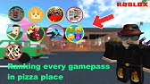 Roblox Glitched In The Dump Work At A Pizza Place Youtube Glitch Secret 2019 Work At A Pizza Place Youtube