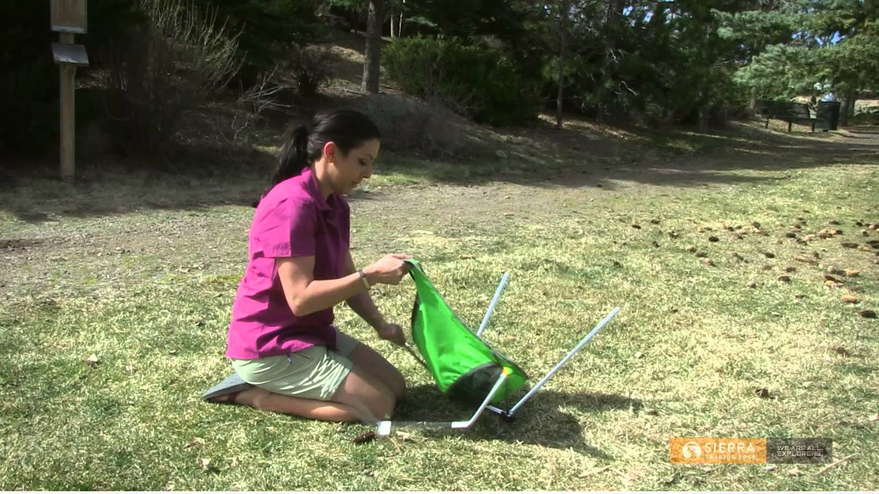 Alite Designs Mayfly 2.0 C& Chair & Alite Designs Mayfly 2.0 Camp Chair - YouTube
