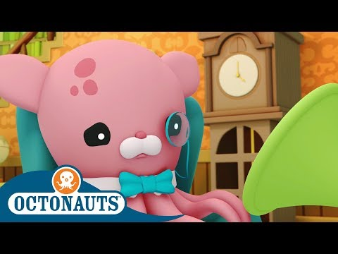 Octonauts - Learn About Ocean Life | Cartoons for Kids | Underwater Sea Education