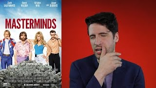 Masterminds – Movie Review